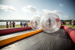 Hamster Balls with Track