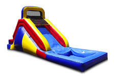 16-Foot Party Slide