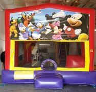 Mickey Mouse and Friends 4-In-1 Combo