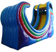 21ft Rampage Water Slide