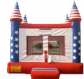 USA Flag Bouncer