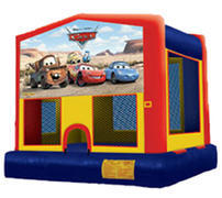 Disney Cars Bouncer