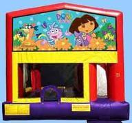 Dora the Explorer 4-In-1 Combo