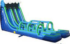 Monster Water Slide