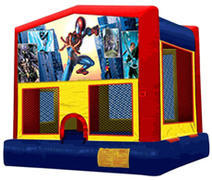 15ft Spiderman Bouncer