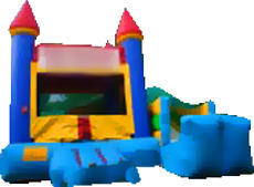 Toddler Combo Castle Dry I