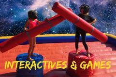 INTERACTIVES & GAMES