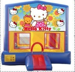 Hello Kitty Bouncer Banner