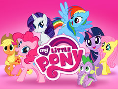 My Little Pony Banner