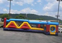 35 ft Obstacle Course