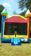 Basic Blue and Red Bounce House