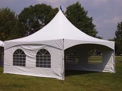 40ft Hexagon Tent Side Walls