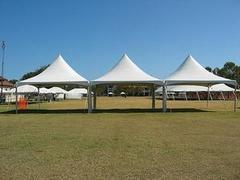 20ft x 60ft High Peak Tent Package
