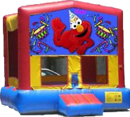 Elmo Bouncer - 13x13