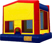 Funhouse Bouncer - 13x13