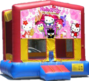 Hello Kitty Bouncer - 13x13