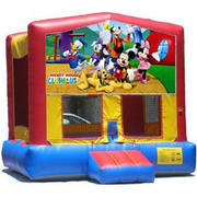 Mickey Mouse Clubhouse Bouncer - 13x13
