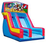 Mickey Mouse Clubhouse Dry Slide