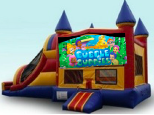 Bubble Guppies Combo 1