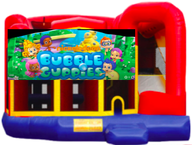 Bubble Guppies Combo 3