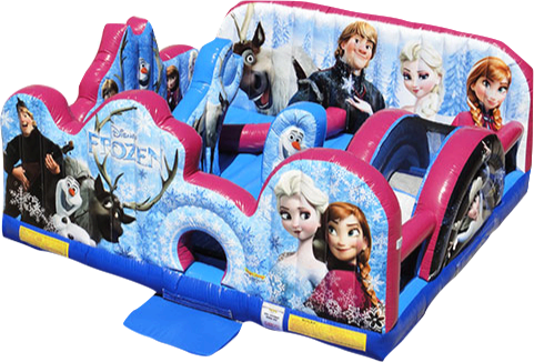 Frozen Toddler Playground