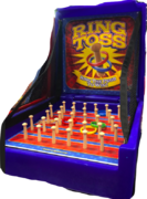 Ring Toss - Carnival Game