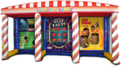Carnival Booth (3 games)