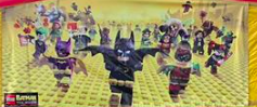 LEGO Batman panel