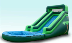 12 ft Green Wave (pool)