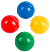 Ball Pond Balls (qty:100)