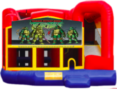 Teenage Mutant Ninja Turtles Combo 3