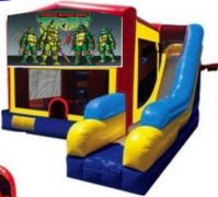 Teenage Mutant Ninja Turtles Combo Style 4