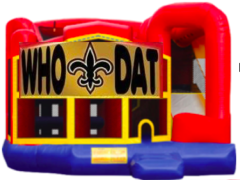 Who Dat 5 in 1
