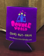 Bounce World Koozie