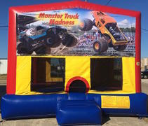 Monster Truck bounce