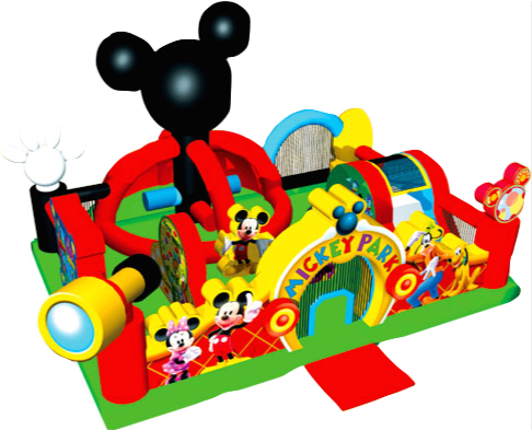 Mickey Toddler Learning Center