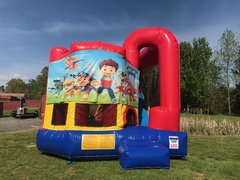 Paw Patrol Backyard Combo
