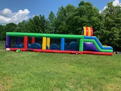 Warriors Jump Obstacle Course