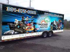 BYA Mobile Video Game Truck