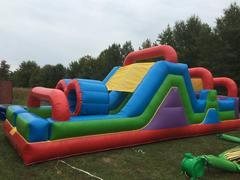 Wacky Jr Obstacle Course