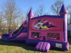 Minnie Mouse Purple Castle Combo