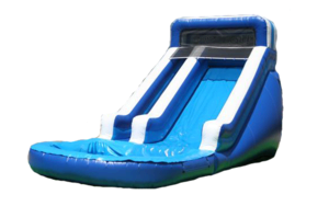 16FT Blue DRY Slide