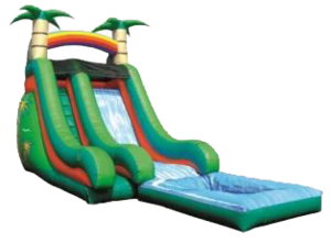 18FT Tropical DRY Slide