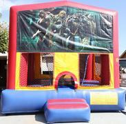 Teenage Mutant Ninja Turtles TMNT Bounce House