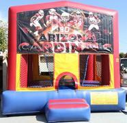 Arizona Cardinals Bounce House