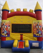 Mickey Mouse & Friends Bounce House