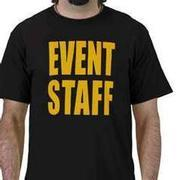 Event Staff (per man hour)