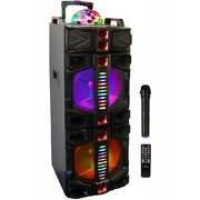 Portable Party Speaker Rental