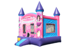 Princess Castle Deluxe w/ HOOP