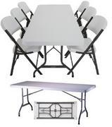 Rectangle Table/Chair Package